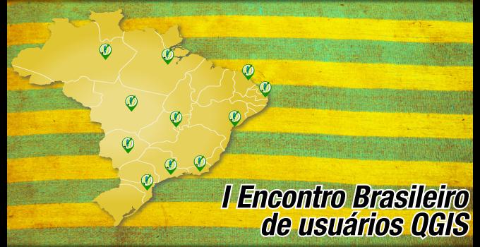 Censo dos usuários QGIS Brasil